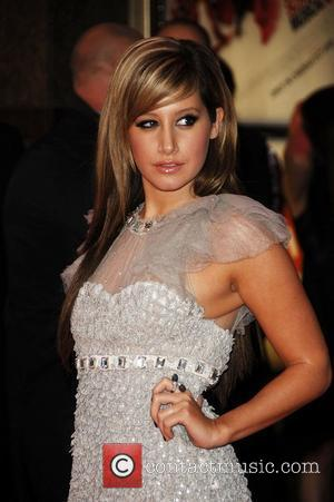 Tisdale's Delight For Co-stars