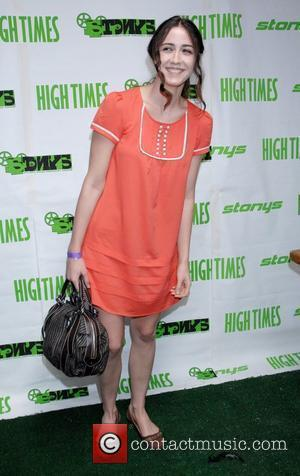 Madeline Zima attends the High Times Magazine '8th Annual Stony Awards' held at Malibu Inn. - arrivals Malibu, USA -...