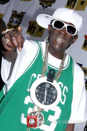 Flavor Flav 2008 VH1 Hip Hop Honors - Arrivals  New York City, USA - 02.10.08