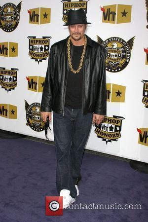 Kid Rock 2008 VH1 Hip Hop Honors at the Hammerstein Ballroom - Arrivals  New York City, USA - 02.10.08