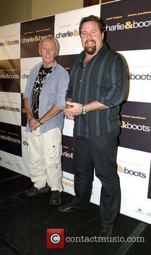 Paul Hogan and Shane Jacobson
