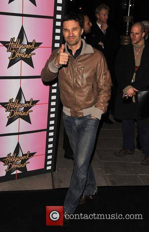 Olivier Martinez Hollywood Dominos - VIP Launch held in Knightsbridge Liverpool, England - 07.11.08