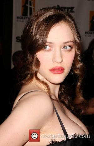 Kat Dennings Hollywood Film Festival Awards 2008 Honoring Clint Eastwood, held at The Beverly Hilton. Beverly Hills, California, USA -...