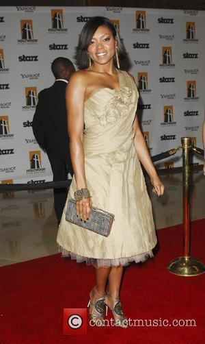 Taraji Henson Hollywood Film Festival Awards 2008 Honoring Clint Eastwood, held at The Beverly Hilton. Beverly Hills, California, USA -...