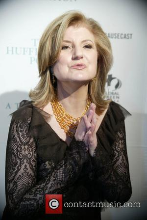 Arianna Huffington,  The Huffington Post First-Ever Interactive Pre-Inaugural Ball - Arrivals  Washington DC, USA - 19.01.09