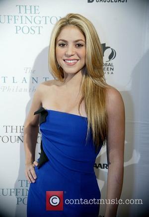 Shakira Funds Hometown School