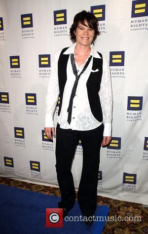 Michelle Wolff Human Rights Campaign's annual gala and hero awards held at the Hyatt Regency plaza hotel Los Angeles, California...