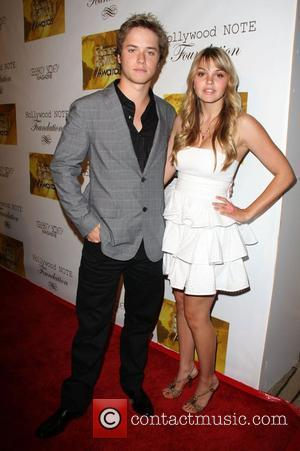 Aimee Teegarden, Jeremy Sumpter Change The World Humanitarian Awards Gala - arrivals Held at The Beverly Hilton Hotel Beverly Hills,...