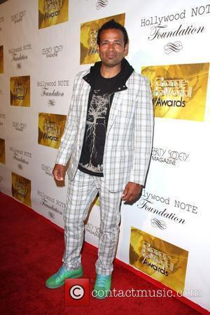 Mario Van Peebles Change The World Humanitarian Awards Gala - arrivals Held at The Beverly Hilton Hotel Beverly Hills, California...