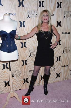 Pamela Bach The 2nd Annual Hurley Art Chest held at Apple - Arrivals West Hollywood, California - 14.10.08