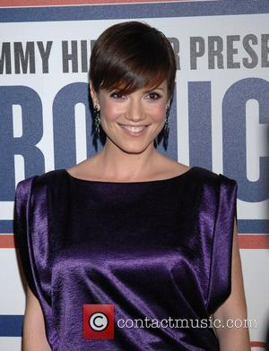 Zoe Mclellan and Tommy Hilfiger