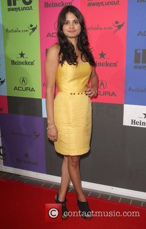Melonie Diaz IFC's 9th Annual Indie Film Celebration - Arrivals Santa Monica, California - 21.02.09