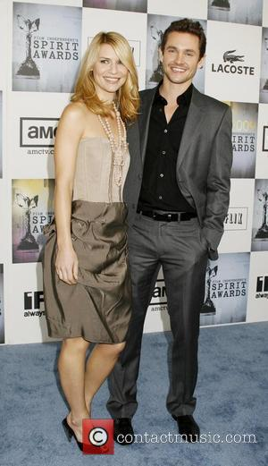 Claire Danes and Hough Dancy 2009 Film Independent's Spirit Awards at the Santa Monica Pier - inside arrivals Los Angeles,...