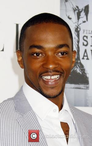 Anthony Mackie 2009 Film Independent's Spirit Awards at the Santa Monica Pier - inside arrivals Los Angeles, California - 21.02.09
