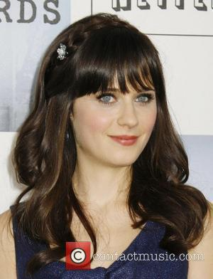 Deschanel Annoyed At Perry Likeness
