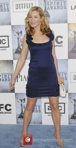Jennifer Westfeldt 2009 Film Independent's Spirit Awards at the Santa Monica Pier - inside arrivals Los Angeles, California - 21.02.09
