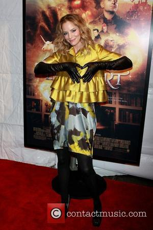 Sienna Guillory New York Premiere of 'Inkheart' at the AMC Loews Lincoln Square - Arrivals New York City, USA -...