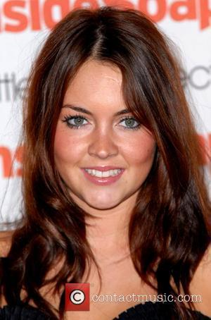 Lacey Turner Inside Soap Awards 2008 London, England - 29.09.08