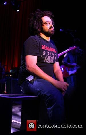 Counting Crows perform at the Intel CES Party sponsored by PC.com at LAX inside the Luxor Hotel Casino  Las...