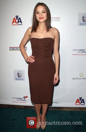 Marion Cotillard 2009 US Ireland Alliance Pre-Oscar Gala Awards Ceremony held at The Ebell Club - Arrivals Los Angeles, California...
