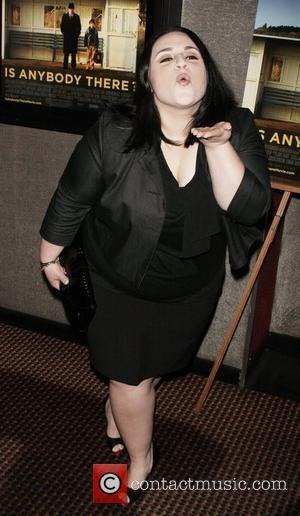 Nikki Blonsky New York Premiere of 'Is Anybody There?' held at Cinema 2 - arrivals New York City, USA -...