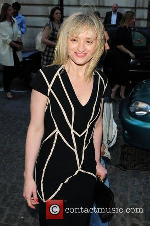 Anne-Marie Duff  Gala Premiere of 'Is Anybody There?' held at the Curzon Mayfair - Arrivals. London, England - 29.04.09