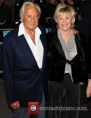 Michael Winner and Geraldine Lynton Edwards