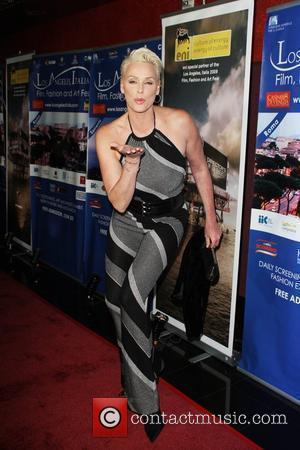 Brigitte Nielsen 4th annual Los Angeles Italia Film, Fashion and Art Festival's opening night at Mann's Chinese 6  Los...