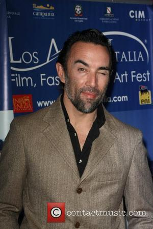 Francesco Quinn 4th annual Los Angeles Italia Film, Fashion and Art Festival's opening night at Mann's Chinese 6  Los...