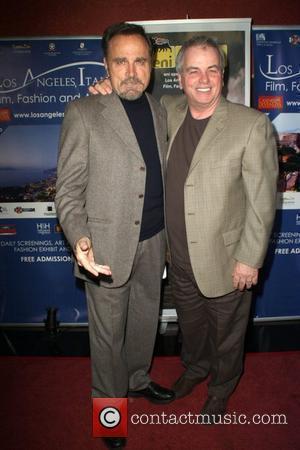 Franco Nero and Robert Moresco