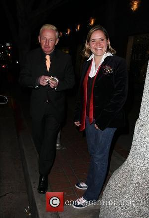 Elliot Mintz leaving the Ivy after having dinner  Los Angeles, California - 11.02.09