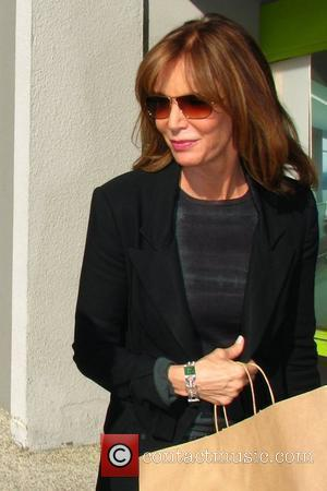 Jaclyn Smith shops on Robertson Boulevard wearing her signature Kmart jeans Los Angeles, California - 19.02.09