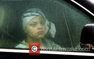 Jade Goody Reality TV star Jade Goody visits a local nail salon after meeting a friend for lunch. Goody, currently...