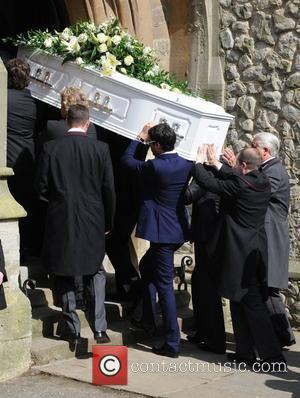 Jack Tweed The funeral of Jade Goody at St. John the Baptist Church in Buckhurst Hill Essex, England - 04.04.09