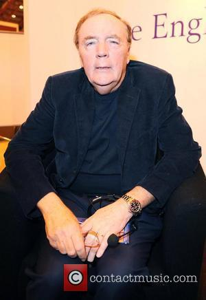Best-selling author James Patterson