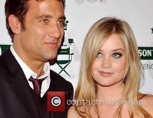 Clive Owen and Laura Withmore