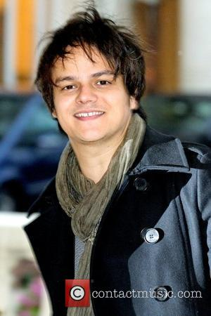 Jamie Cullum outside the Carlton Hotel during MIDEM Cannes, France - 19.01.09