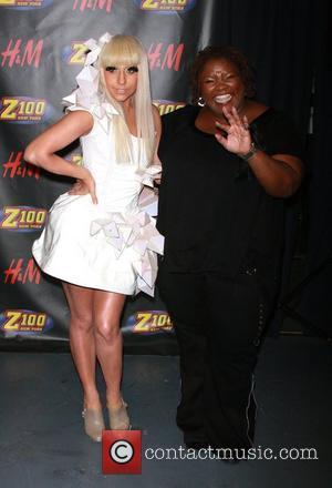 Lady Gaga and Shelly Wade