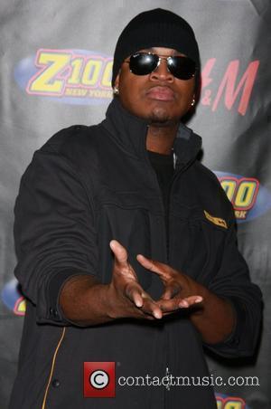 Ne-Yo attends Z100's Annual Jingle Ball Concert at Madison Square Gardens - Press Room New York City, USA - 12.12.08