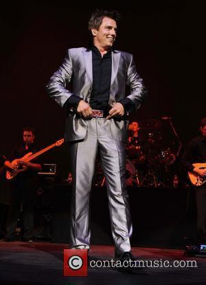 John Barrowman  performing at the Royal Albert Hall London, England - 01.06.09