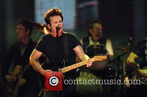 John Mellencamp performing live in concert at Acer Arena Sydney, Australia - 28.11.08.