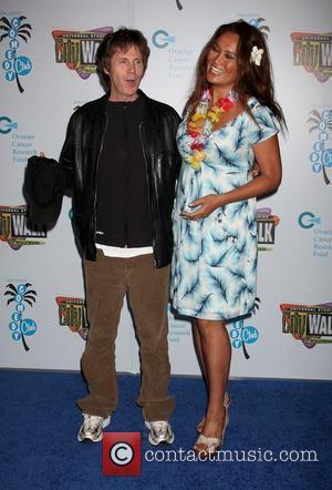 Dana Carvey and Tia Carrere  The Grand Opening of The Jon Lovitz Comedy Club held at Universal City Walk...