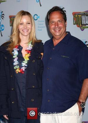 Lisa Kudrow and Jon Lovitz The Grand Opening of The Jon Lovitz Comedy Club held at Universal City Walk Los...