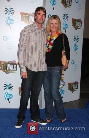 Maeve Quinlan and David McMillan The Grand Opening of The Jon Lovitz Comedy Club held at Universal City Walk Los...
