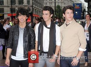 Joe Jonas, Kevin Jonas and Nick Jonas