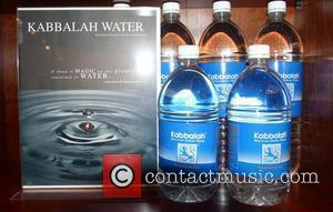 Kabbalah Bottled Water, Guy Ritchie and Madonna