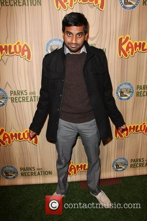 Aziz Ansari Kahlua Celebrates The Premiere Episode of NBC'S New Show Parks & Recreation held at My House Hollywood, California...