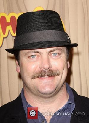 Nick Offerman Kahlua Celebrates The Premiere Episode of NBC'S New Show Parks & Recreation held at My House Hollywood, California...