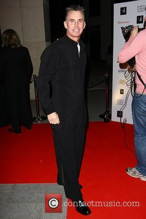 Gary Rhodes attends a party for the launch of the new Karen Hardy dance Studio The Boulevard, Imperial Wharf London,...