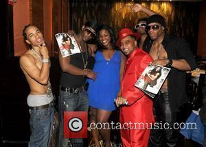 Pretty Ricky and Publicist Jessyka Phorbes